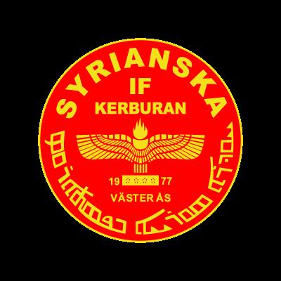 Syrianska IF Kerburan logo vector logo