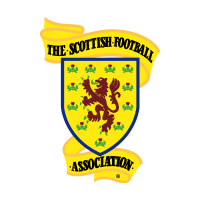 The Scottish Football Association (Old) logo