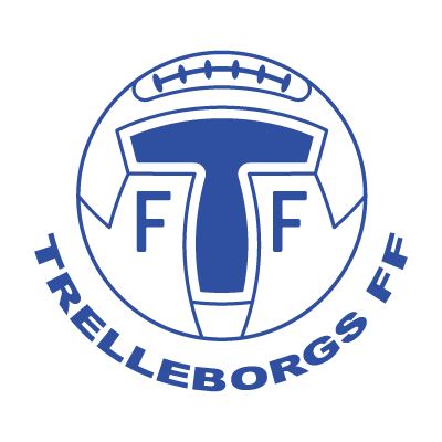 Trelleborgs FF logo vector logo