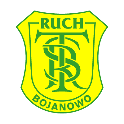 TS Ruch Bojanowo logo vector logo