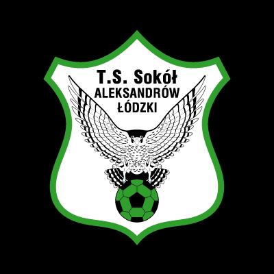 TS Sokol Aleksandrow Lodzki logo vector logo