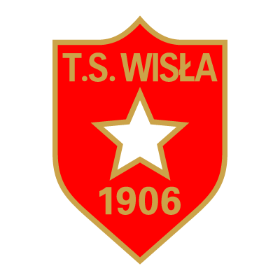 TS Wisla Krakow (1906) logo vector logo