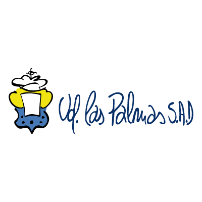 U.D. Las Palmas logo vector logo