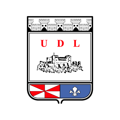 UD Leiria logo vector logo