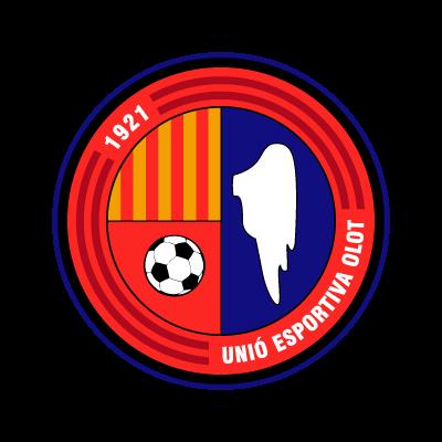 U.E. Olot logo vector logo
