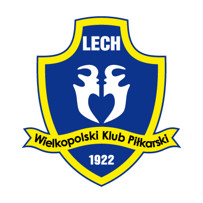 WKP Lech Poznan logo vector logo