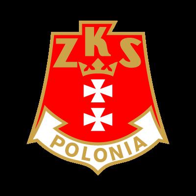 ZKS Polonia Gdansk logo vector logo