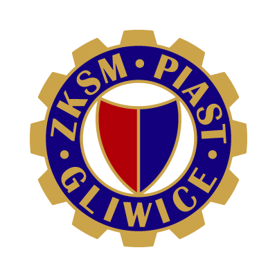 ZKSM Piast Gliwice logo vector logo