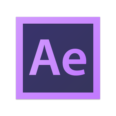 After Effects CS6 logo vector logo