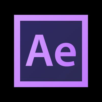 After Effects CS6 logo vector logo