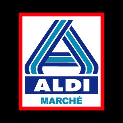 Aldi Marche logo vector logo