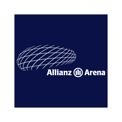 Allianz Arena logo vector logo