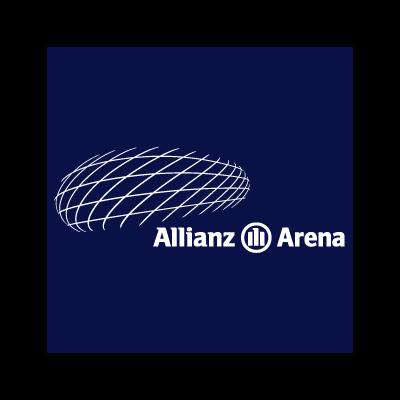 Allianz Arena logo vector logo