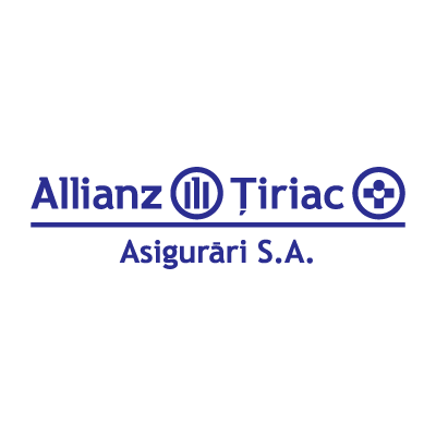 Allianz Tiriac Romania logo vector logo