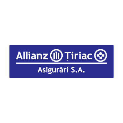 Allianz Tiriac SA logo vector logo