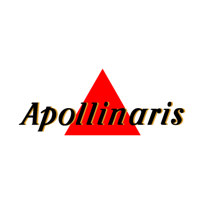Apollinaris logo vector logo