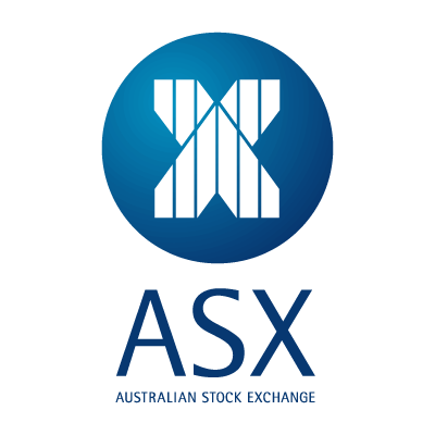 ASX Australia logo vector logo