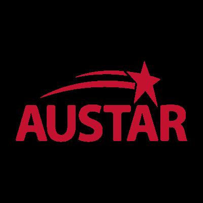 Austar logo vector logo