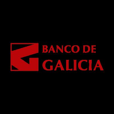 Banco de Galicia logo vector logo