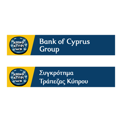 Bank of Cyprus Group logo vector logo