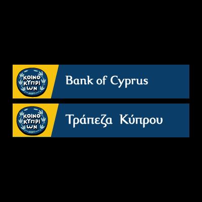 Bank of Cyprus logo vector logo