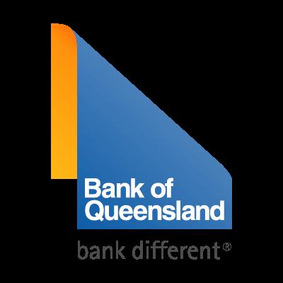 Bank of Queensland different logo vector logo