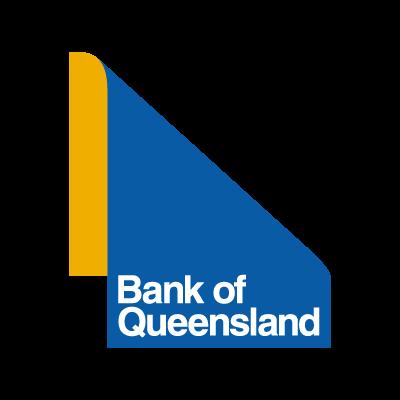 Bank of Queensland logo vector logo
