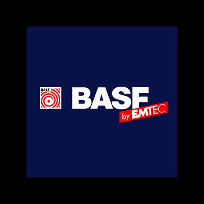 BASF by EMTEC logo vector logo