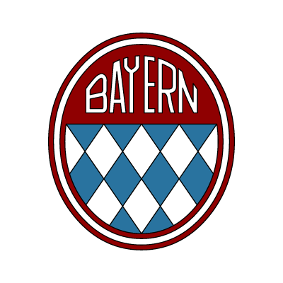 Bayern Munchen (1960's) logo vector logo