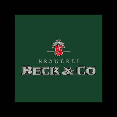 Beck & Co logo vector logo
