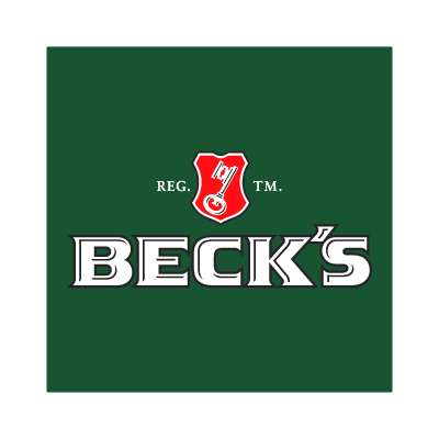 Beck's Interbrew 2004 logo vector logo