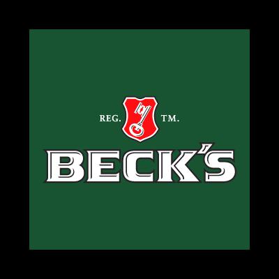 Beck's Interbrew 2004 logo vector logo
