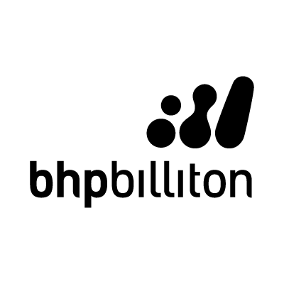 BHP Billiton Black logo vector logo