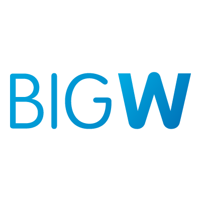 Big W logo vector logo