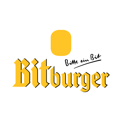 Bitburger logo vector logo