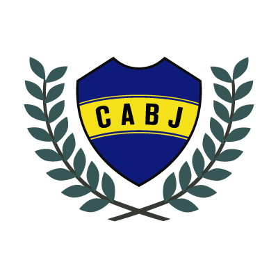 Boca Juniors 1955 logo vector logo