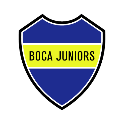 Boca Juniors 1960 logo vector logo