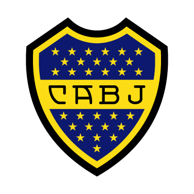 Boca Juniors 1970 logo vector logo