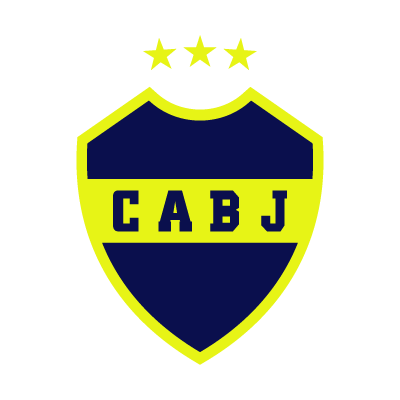 Boca Juniors Argentina logo vector logo