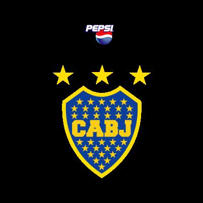 Boca Juniors – Pepsi logo vector logo