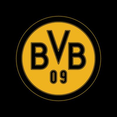 Borussia Dortmund 70 logo vector logo