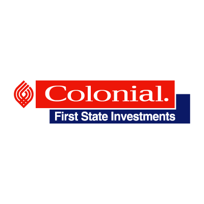 Colonial First State logo vector logo