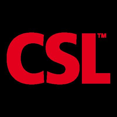 CSL logo vector logo