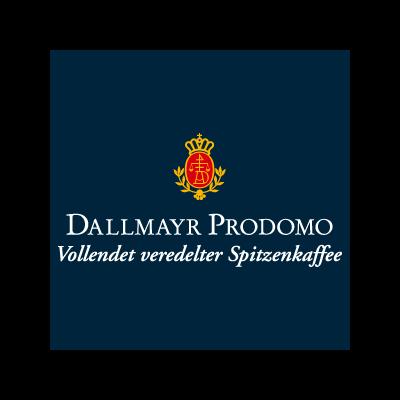 Dallmayr Prodomo logo vector logo