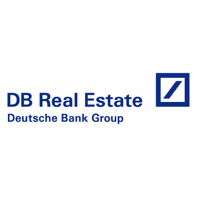 DB Real Estate logo vector logo