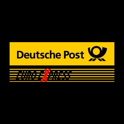 Deutsche Post Euro Express logo vector logo