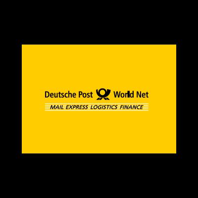 Deutsche Post World Net logo vector logo