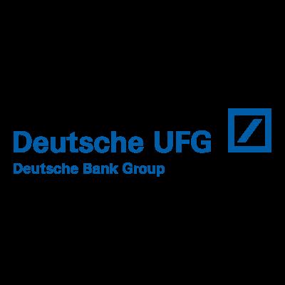 Deutsche UFG logo vector logo