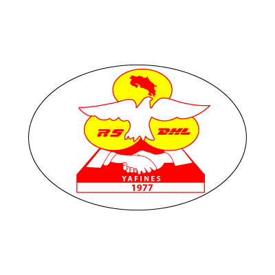 Dhl asociacion logo vector logo