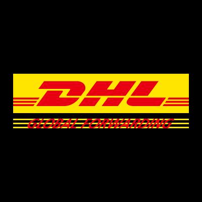 DHL Global Forwarding logo vector logo